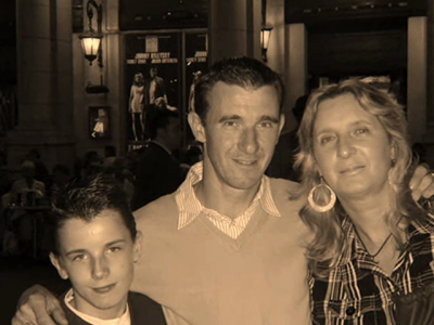 moi et ma mere et mon fils