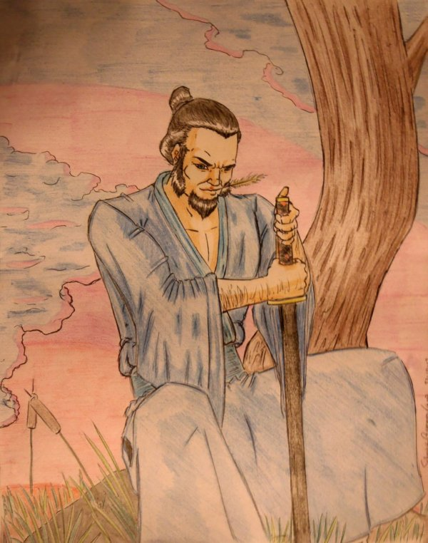 Wondering Samurai