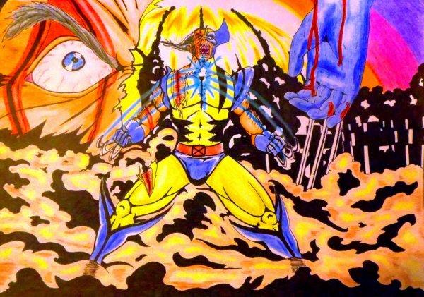 Wolverine's Curse