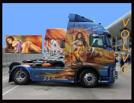 camion etranger