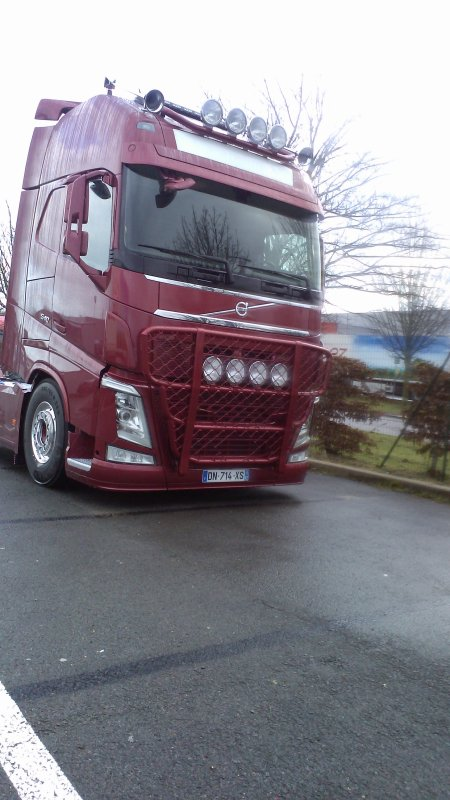 new volvo 540 romaintrans
