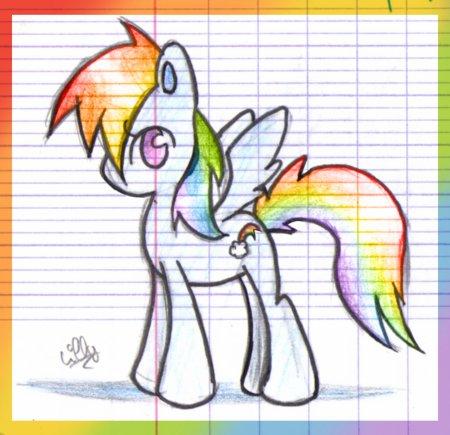 Rainbow DASHHHHHHHHH