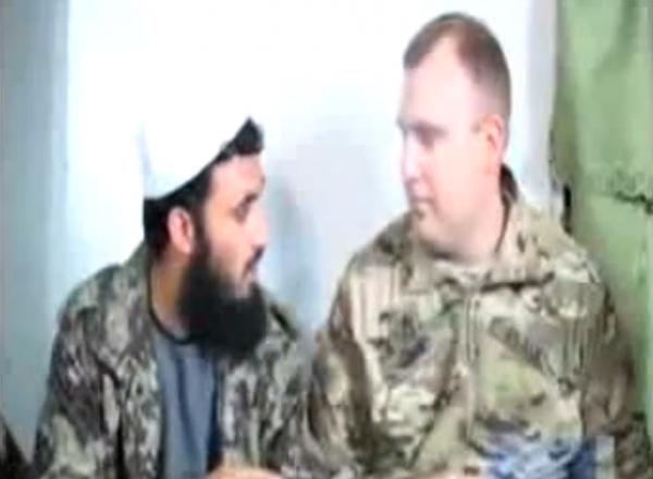 Un officier de l'armée américaine embrasse l'islam en Afghanistan
