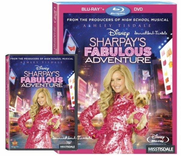 """19/12/2010 << Ashley s'est rendue à la soirée pour fêter les 22 ans de Vanessa Hudgens au Pure Nightclub du Caesars Palace à Las Vegas.+Image du DVD & Bly Ray de """"Sharpay's Fabulous Adventure"""" qui sortira le 19 avril 2011 en Amérique.T'en pense quoi ? Donne ton avie !"""