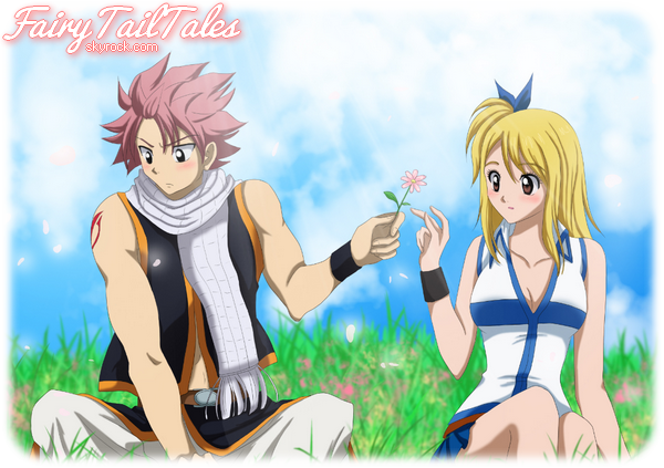 • Pensionnat Fairy Tail ~ Chapitre 2 ♪
