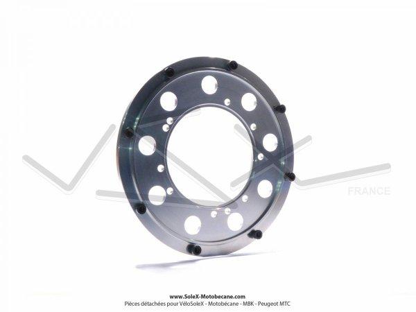 Porte-couronne Compétition Aluminium pour MBK 51 CF