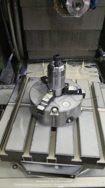 Rotules démontables à segment M38x150 et M32x150 (prochainement dispo au prix de 78,90¤ TTC)
