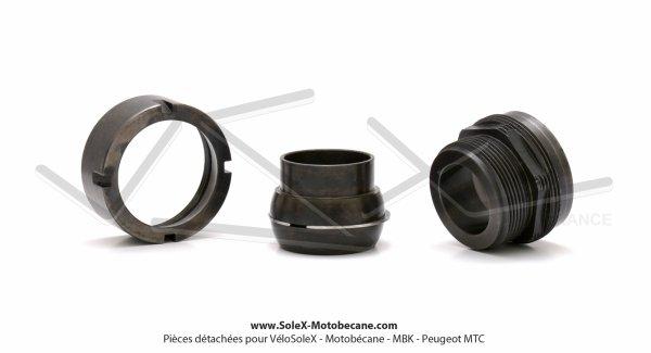 Rotules d'échappement démontables à segment / 32x150 et 38x150 (Disponibles)