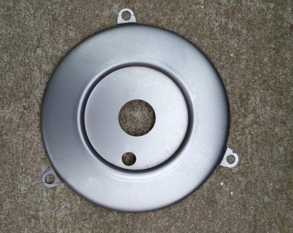 Production de flasques de tambour de frein avant pour Mobylette MBK 51 Magnum Racing XR Millenium / F1 Assistance