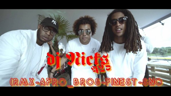 DeeJay-Nicks-425 / DeeJay-Nicks_425-(RMX-AFRO_BROS-X FINEST-SNO)!!! (2017)