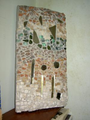 Tableau de marbre