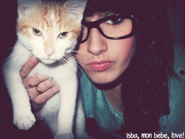 Isba, mon bebe, love!