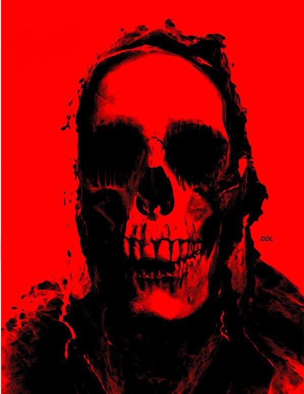 skull red