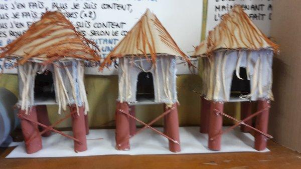 """Déco pour juillet 2015 centre d'accueil de loisirs de mineurs """"les îles"""""""