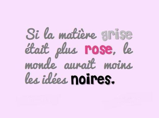 Quand tu es parti dans le rose..... lol (p'être le noir.....)