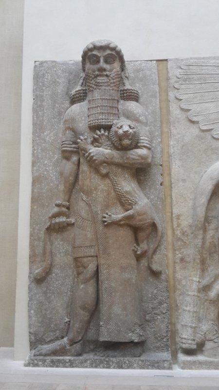 Musée du Louvres 3