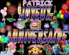 Bon anniversaire Patrick