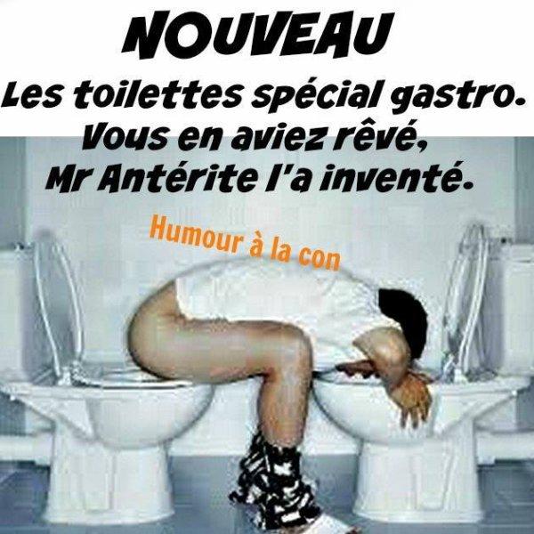 Gastro... Humour....