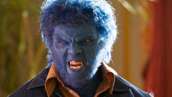 Pourquoi es-ti l bleu ? Il a mangé un croumph lol
