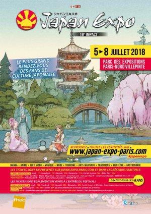 Vendredi journée JAPAN EXPO (jvais essayer de revenir pour le match sinon tant pis)