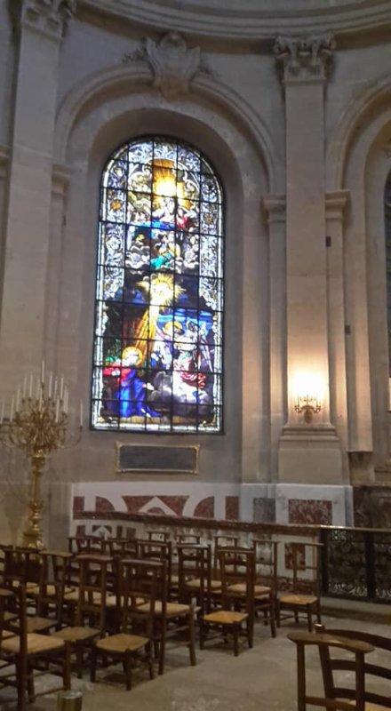 Versailles Cathédrale St Louis vieux quartier