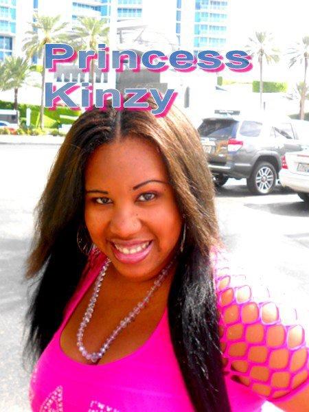 princess kinzy chanteuse ...
