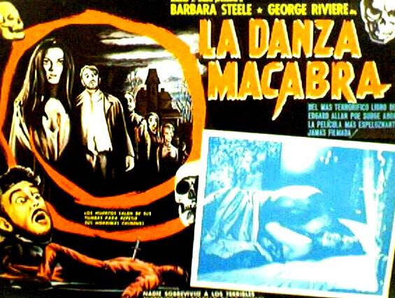 Danse Macabre (1964) de Antonio Margheriti - HORROR MOVIE DREAMS