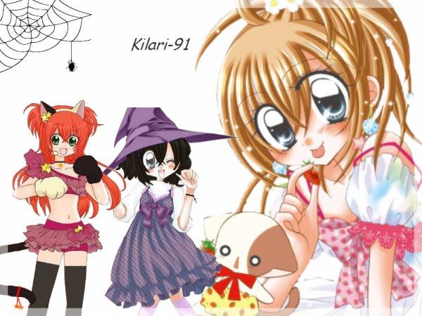 Chapitre 9 : Joyeux Halloween ! Façon Yunatique !