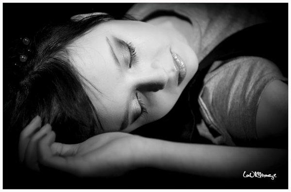 La rêveuse.