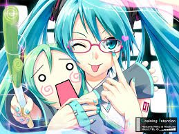 Shooting Miku ( Kawaii version!)