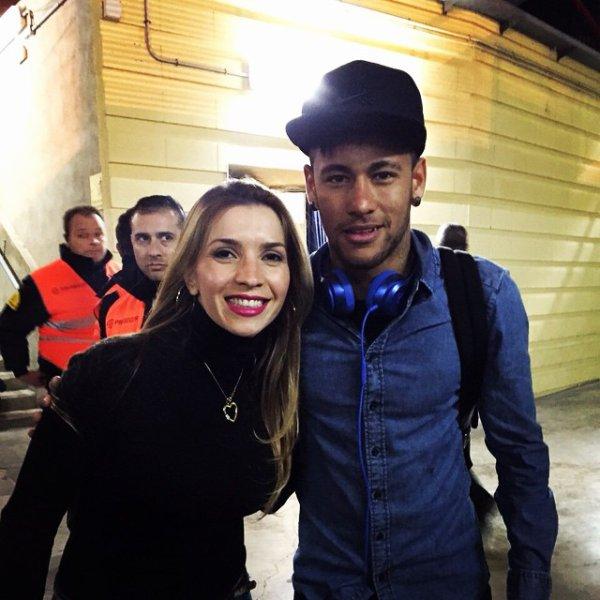 Neymar & Dani Alves