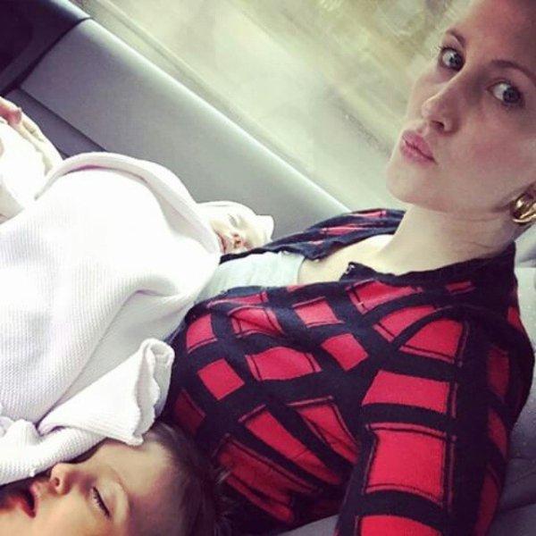 Lorelei Taron & ses filles était en route pour Old Trafford