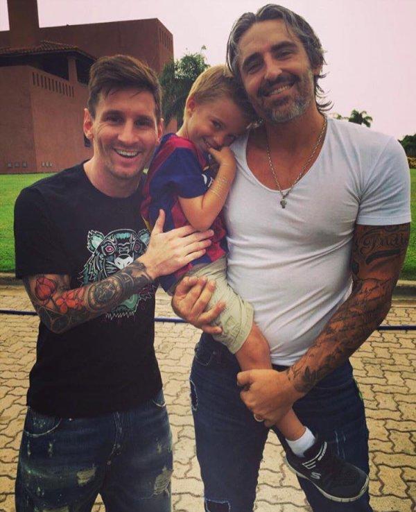 Lionel Messi & Antonella Roccuzzo