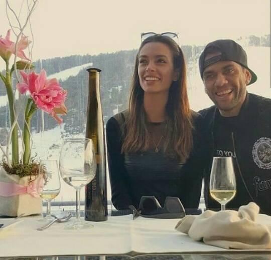 Daniel Alves & Joana
