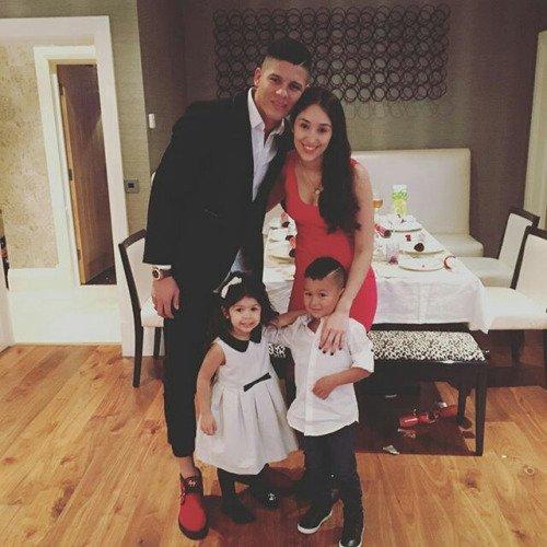 famille Rojo