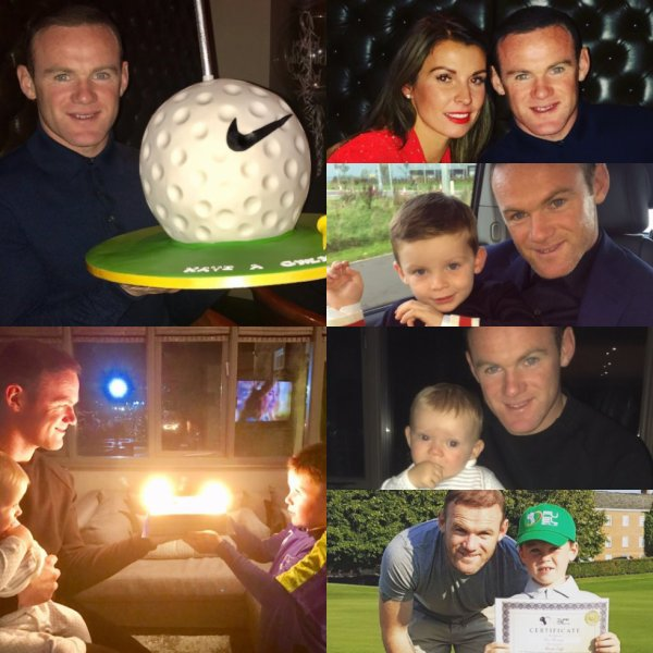 Famille Rooney