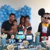 Anniversaire: Mateo Messi à fêté ses 2 ans 11/092017
