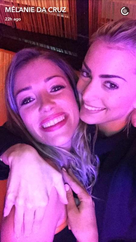 Camille Sold & Mélanie Da Cruz