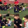 Thiago & Mateo Messi