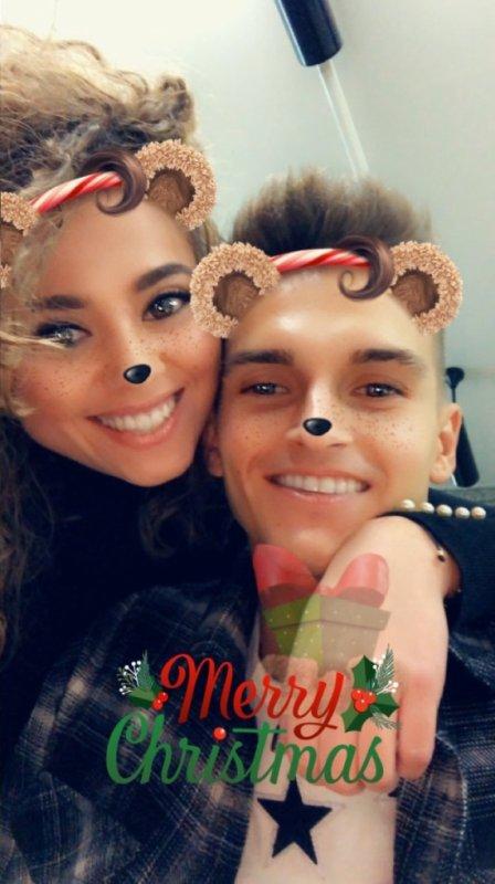 Denis Suarez & Sandra