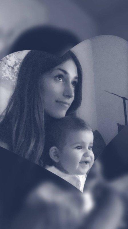 Bea Viana & sa fille Martina