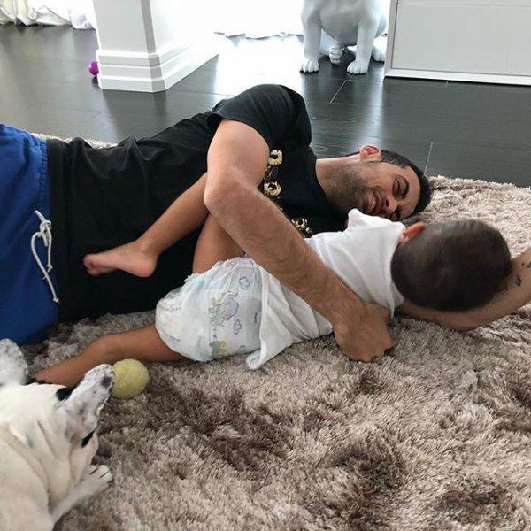 Sergio Busquets & Enzo