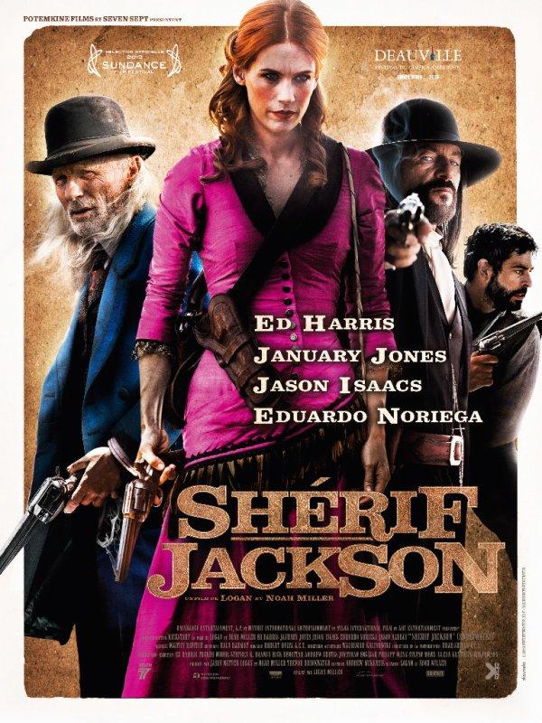 WESTERN : SHERIF JACKSON.
