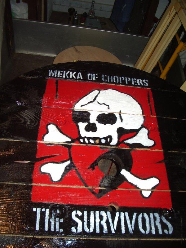 VIVA MEKKA OF CHOPPERS THE SURVIVORS (2).