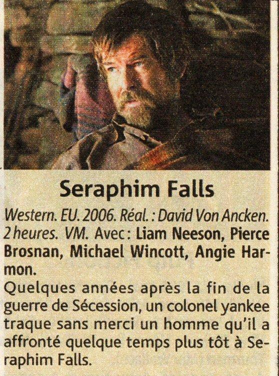 WESTERN : SERAPHIM FALLS.