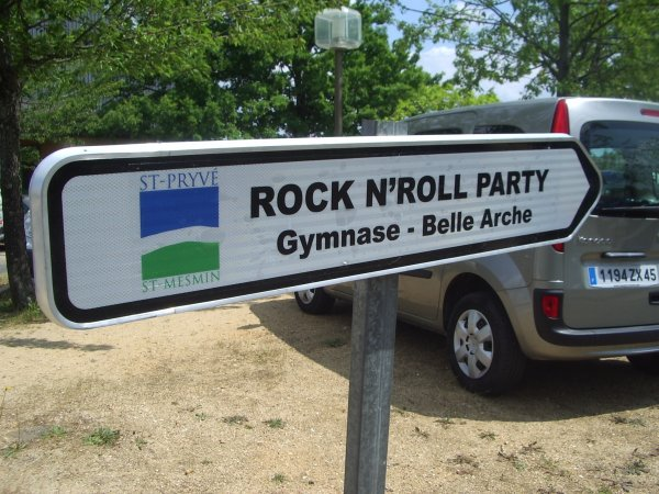 ROCK N ROLL PARTY 2014 : (SUITE).