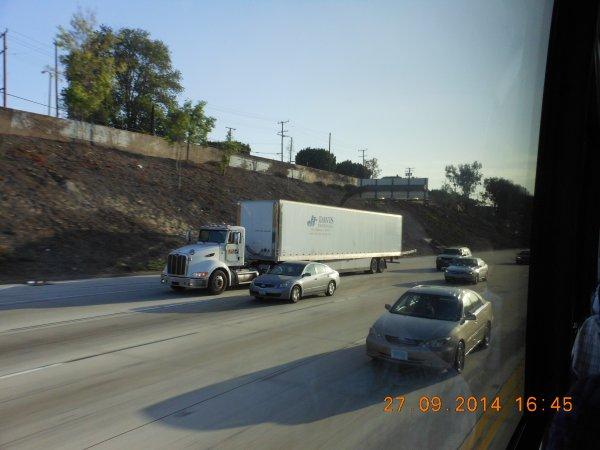 USA : LOS ANGELES (CALIFORNIE).