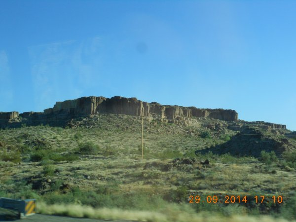 USA :  ROUTE 66 / LAUGHLIN (NEVADA).