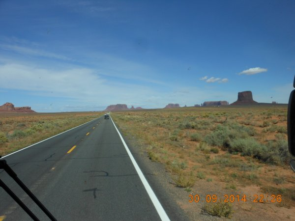 USA : MONUMENT VALLEY.