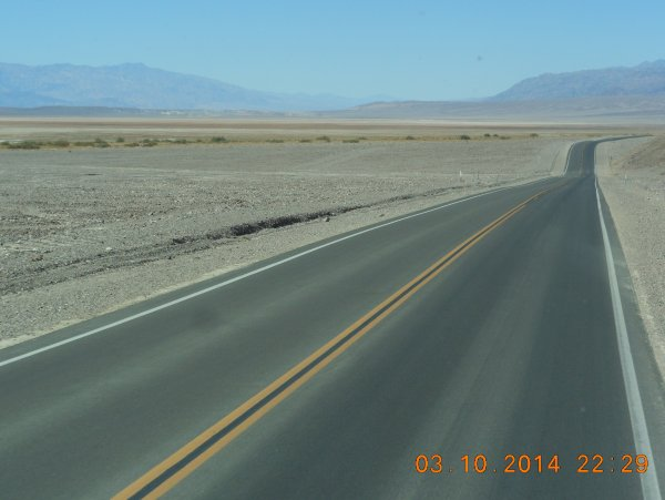USA : DEATH VALLEY (CALIFORNIE).